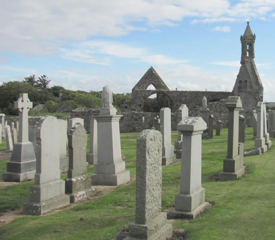 The Old Pitsligo Church, Pistligo, Scotland