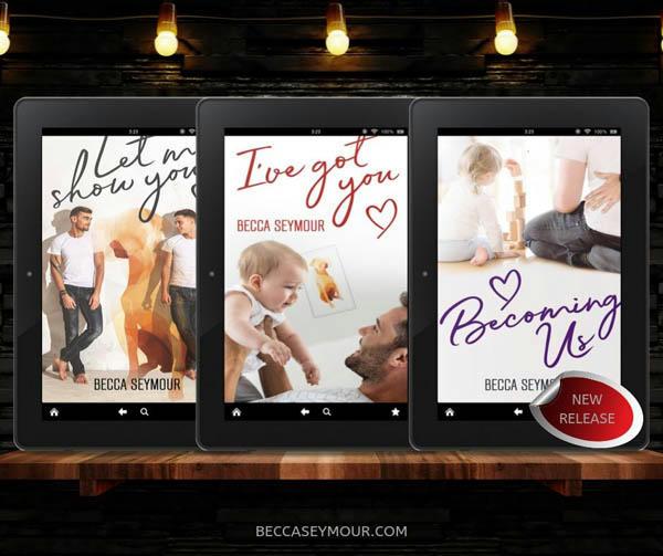 Becca Seymour - Becoming Us MEME4