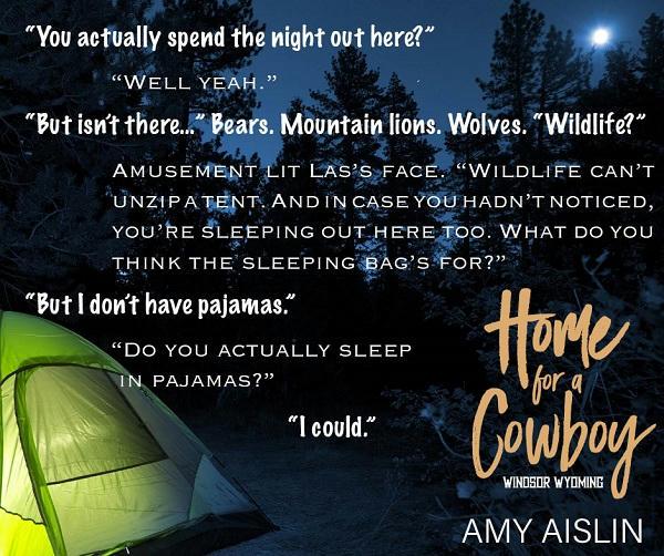Amy Aislin - Home For A Cowboy Teaser 5