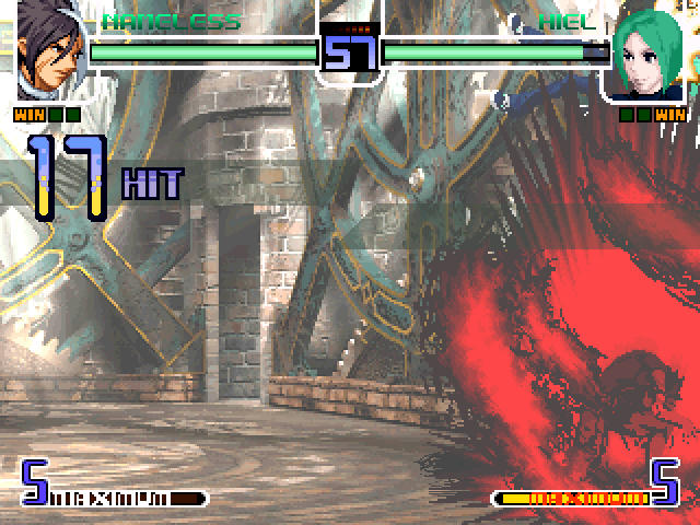 THE KING OF FIGHTERS ULTIMATE MUGEN 2002 released 1agrnxx4xivdt27zg
