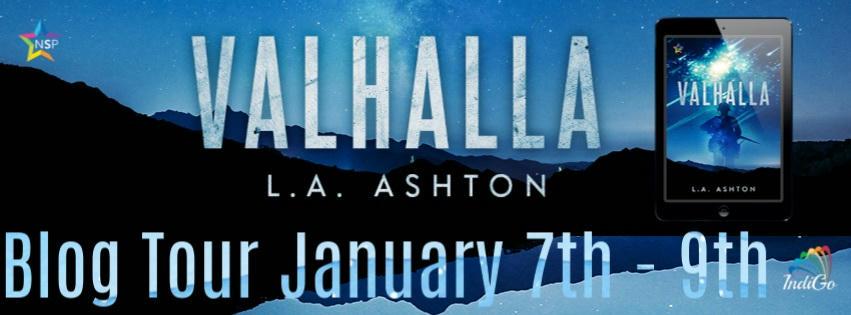 L.A. Ashton - Valhalla BT Banner