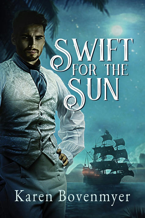 Karen Bovenmyer - Swift for the Sun Cover