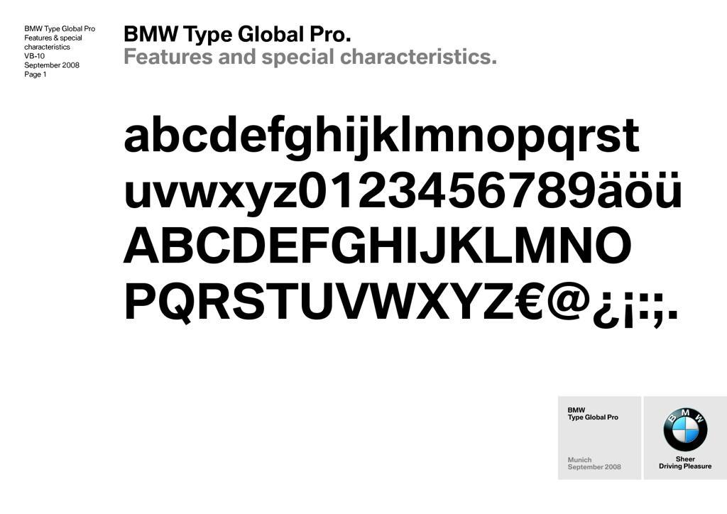bmw type global pro bold font free download