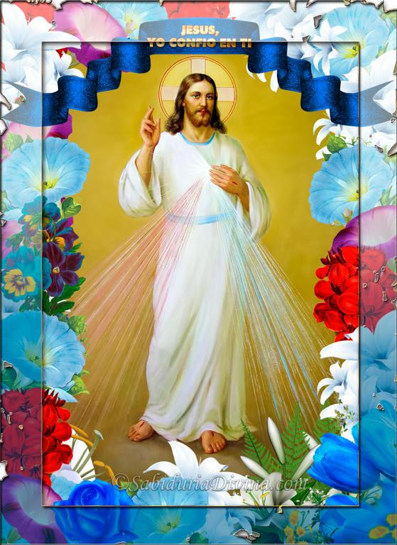 Jesús Divina Misericordia Infinita