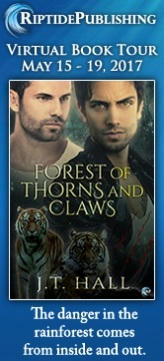 J.T. Hall - Forest of Thorns and Claws Badge