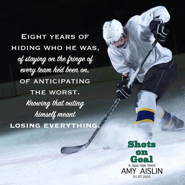 Amy Aislin - Shots On Goal Teaser 1-Roman