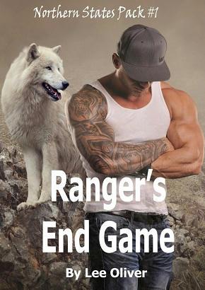 Lee Oliver - Ranger's End Game Cover s