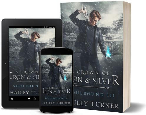 Hailey Turner - A Crown of Iron and Silver 3d Promo