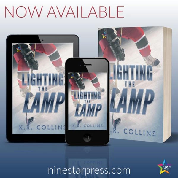 K.R. Collins - Lighting The Lamp Now Available