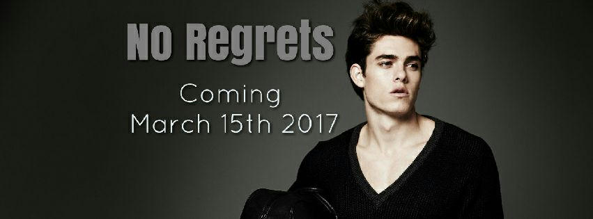 Nicky James - No Regrets Banner 1