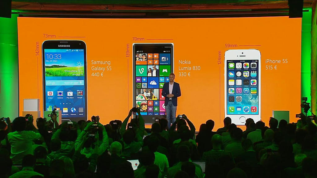 Nokias Release of the Affordable Flagship Lumia 830 Challenges Apple and Samsung