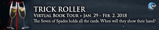 Cordelia Kingsbridge - Trick Roller TourBanner