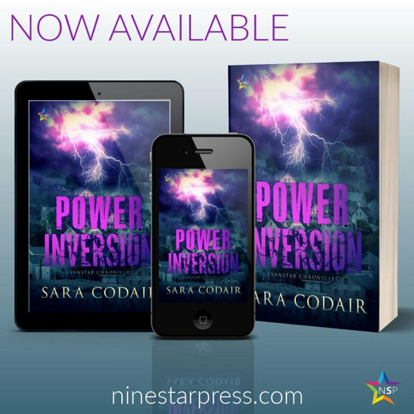 Sara Codair - Power Inversion Now Available