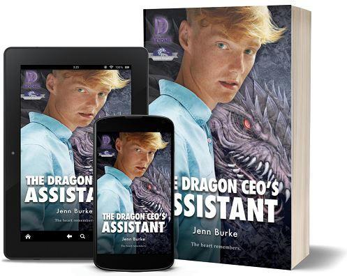 Jenn Burke - The Dragon CEO's Assistant 3d Promo