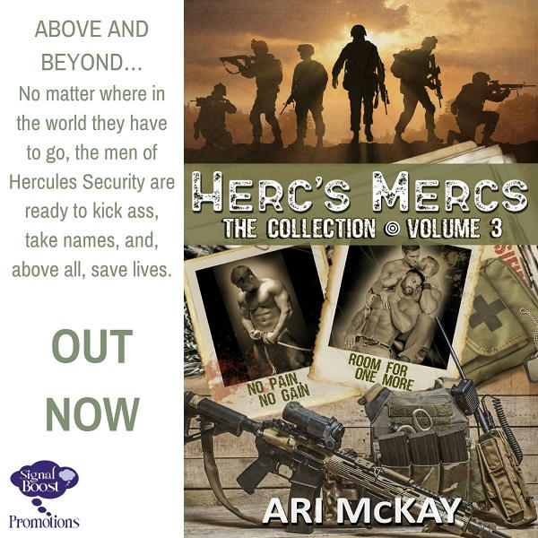 Ari McKay - Herc's Mercs VOL III INSTAPROMO-61