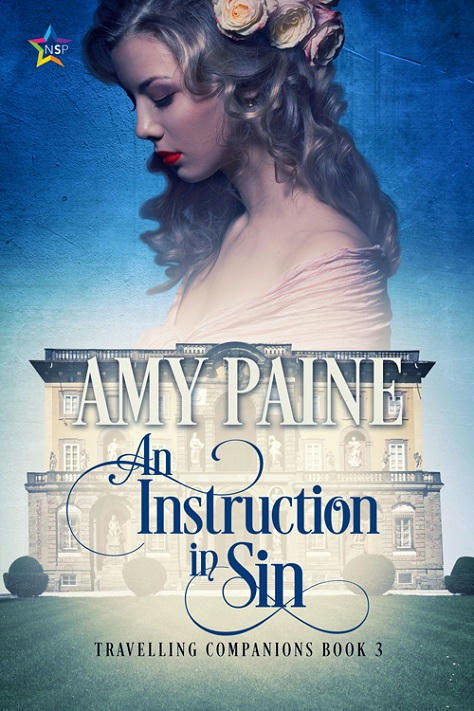 Amy Paine - An Instruction In Sin Cover