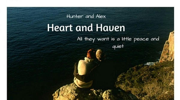 Heloise West - Heart & Haven Banner