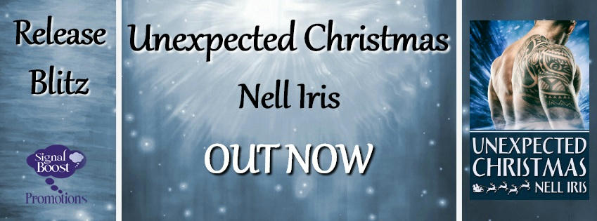 Nell Iris - Unexpected Christmas RBBanner