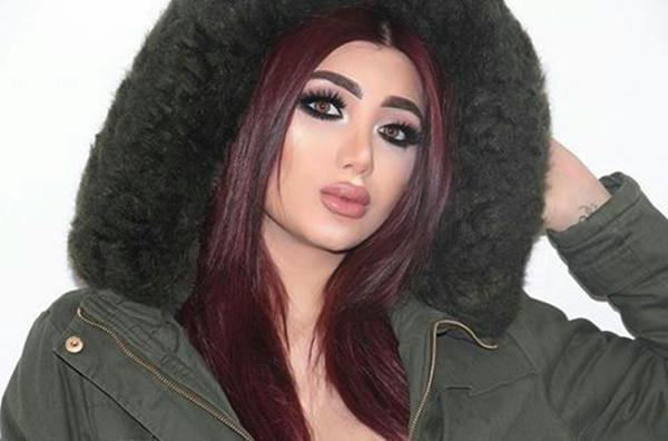La chica, de 22 años, tenía 2.7 millones de seguidores en Instagram donde se mostraba como una mujer moderna, libre y descomplicada en un país conservador