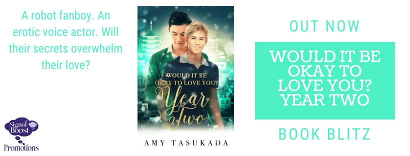 Amy Tasukada - Would It Be Okay To Love You Year Two RBBanner