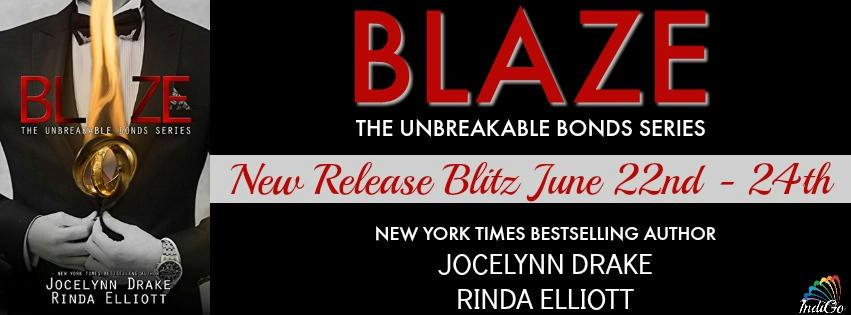 Jocelynn Drake & Rinda Elliott - Blaze RB Banner