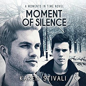 Karen Stivali - Moment in Silence Cover Audio