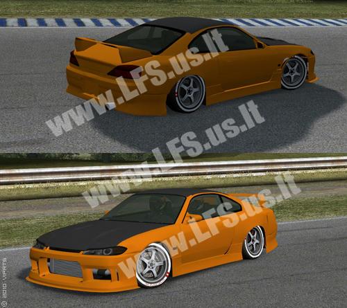 XR - Nissan Silvia S15