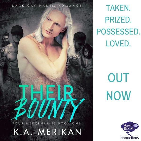K.A. Merikan - Their Bounty INSTAPROMO-22
