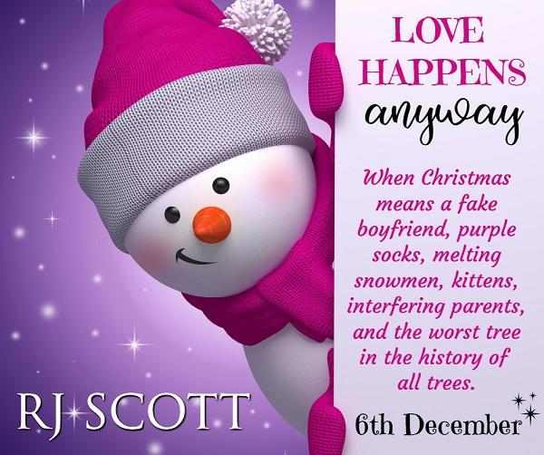 R.J. Scott - Love Happens Anyway Promo