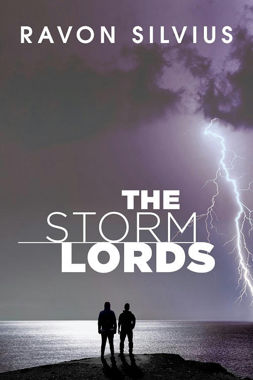 Ravon Silvius - The Storm Lords Cover