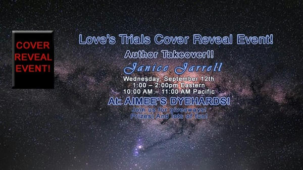 Janice Jarrell - Love's Trials Cover Reveal Takeover