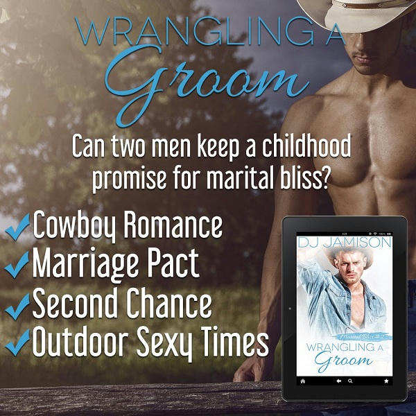 D.J. Jamison - Wrangling the Groom Promo 2