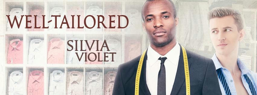 Silvia Violet - Well-Tailored Banner