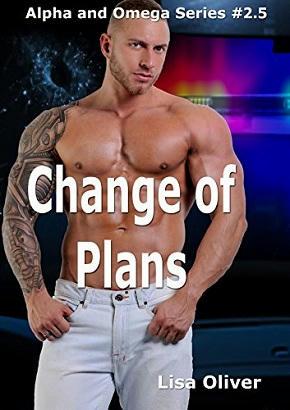 Lisa Oliver - Change of Plans Cover
