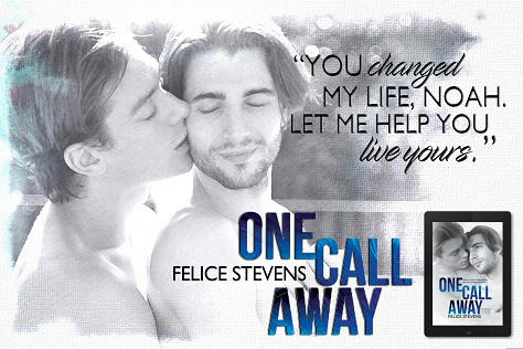 Felice Stevens - One Call Away Teaser 2