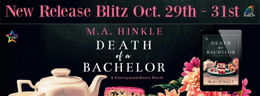M.A. Hinkle - Death of a Bachelor RB Banner