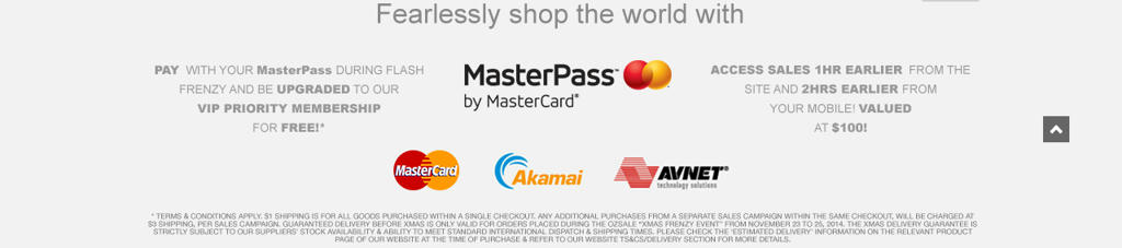 Stack Offers at OzSale for Super Savings with $1 Shipping, 10% off and $10 off Voucher