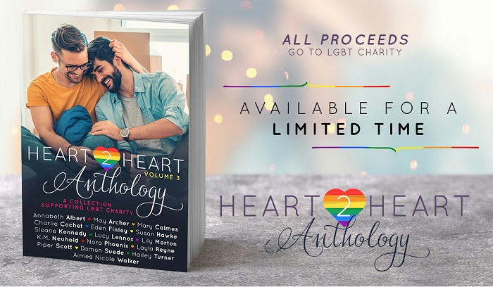 Heart2Heart Anthology, Vol. 3 Available Now promo5