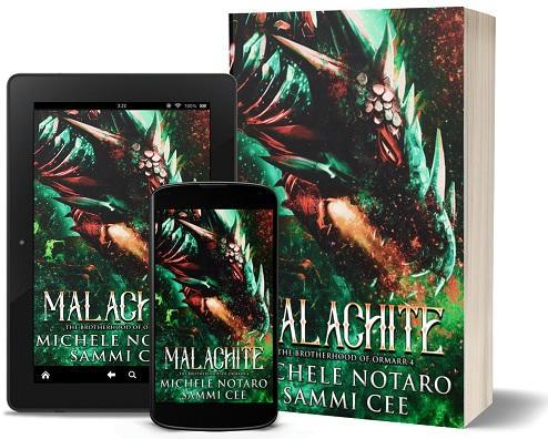 Michele Notaro & Sammi Cee - Malachite 3d Promo