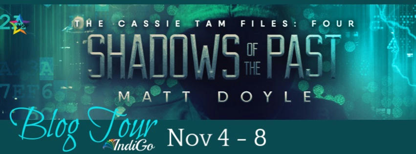 Matt Doyle - Shadows of the Past RB Banner