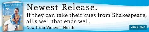 Vanessa North - Summer Stock Riptide Banner