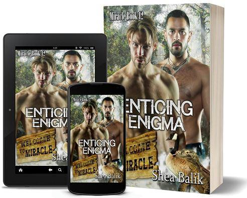Shea Balik - Enticing Enigma 3d Promo