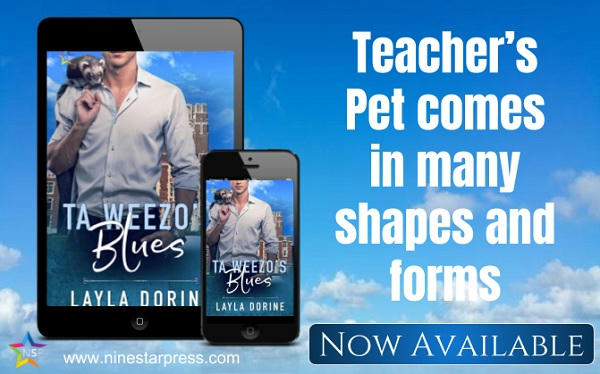 Layla Dorine - Ta Weezo's Blues Now Available