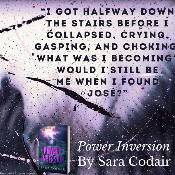 Sara Codair - Power Inversion Promo 2