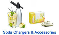Soda Chargers & Accessories