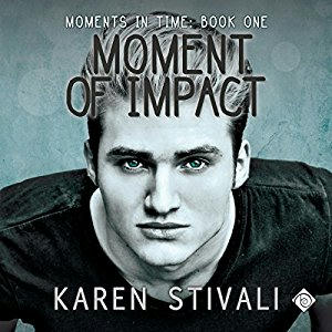 Karen Stivali - Moment of Impact Cover Audio