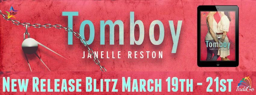 Janelle Reston - Tomboy RB Banner