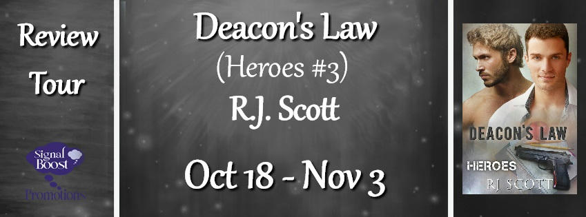 R.J. Scott - Deacon's Law RTBanner