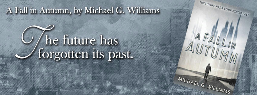 Michael G. Williams - A Fall in Autumn Banner