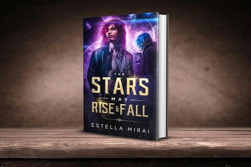 Estella Mirai - The Stars May Rise and Fall 3d Promo 1
